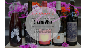 VALEN-WINE'S DAY  - wine & cheese tasting - 14.2.20