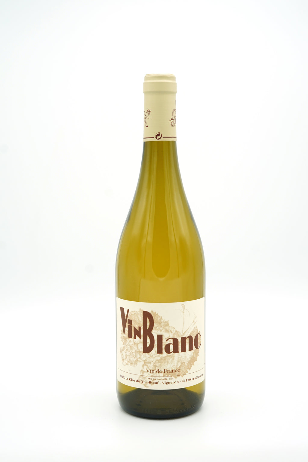 Vin Blanc 2018 - Clos du Tue-Boeuf - SOLD OUT