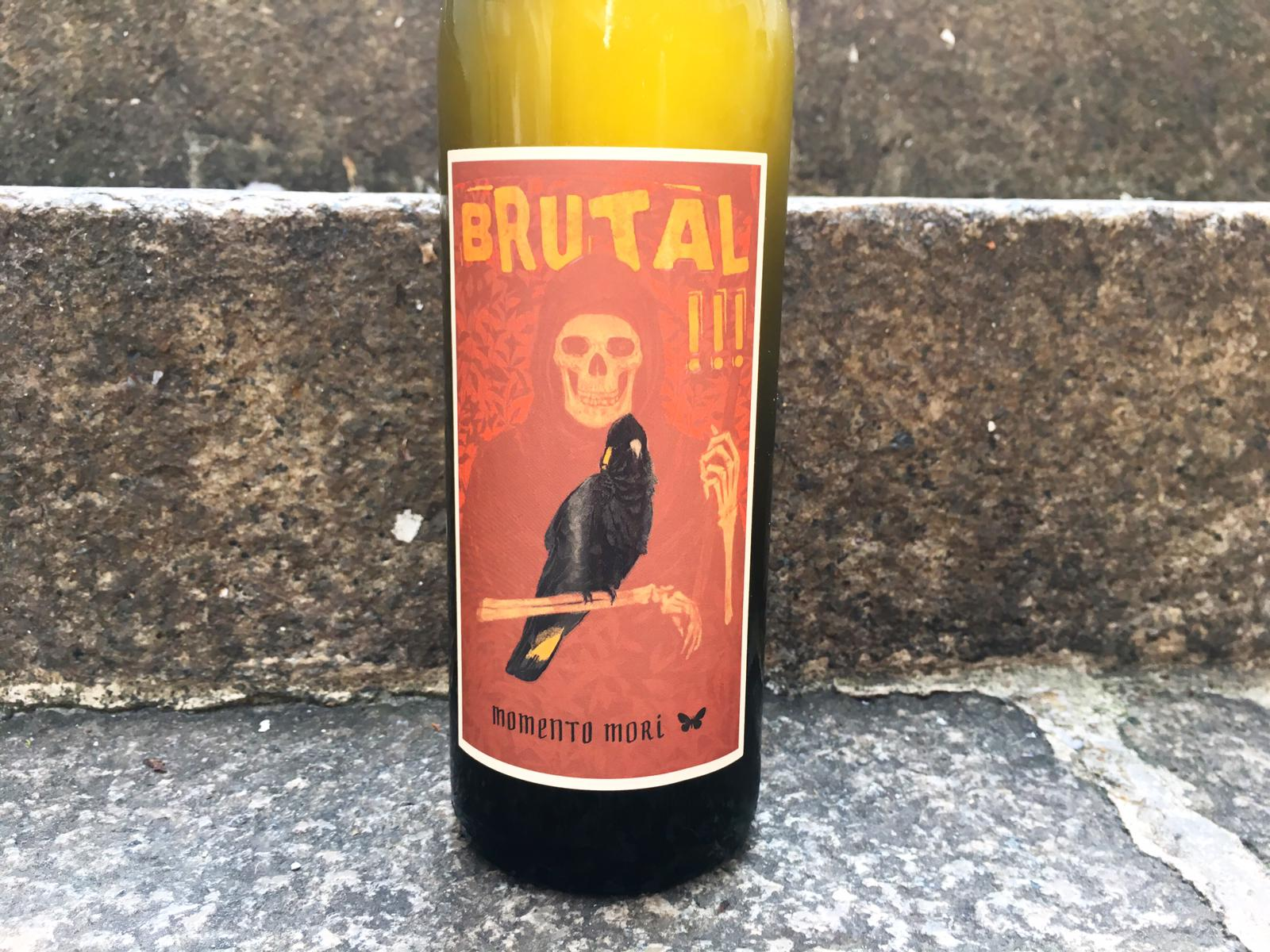 Brutal White 2017 - Momento Mori - SOLD OUT