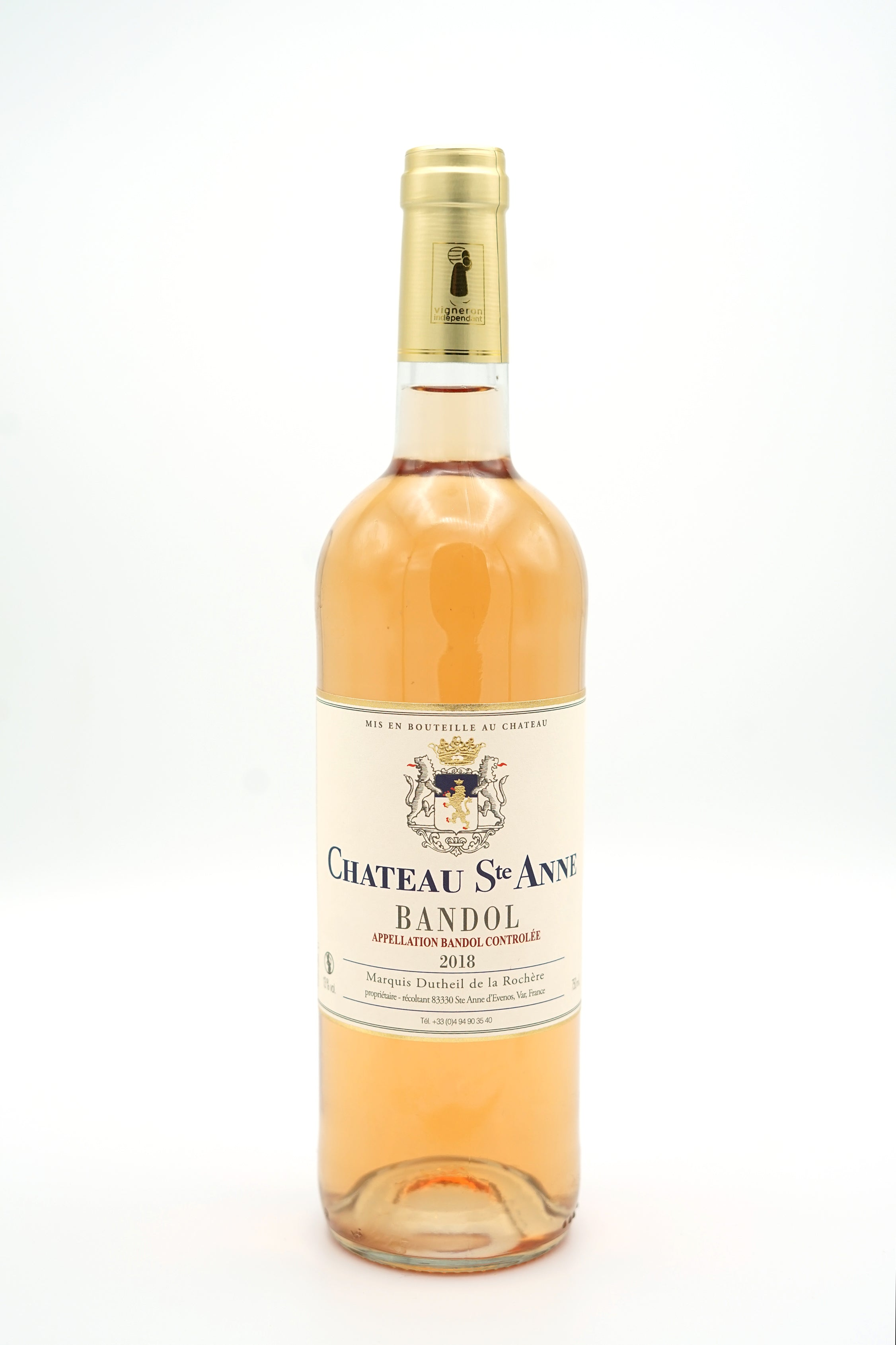 Bandol Rose 2018 - Château Saint-Anne - SOLD OUT
