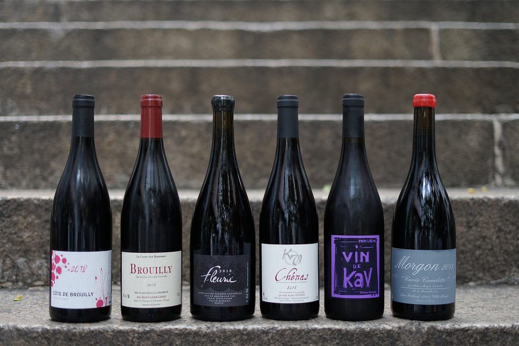 It's all about Beaujolais