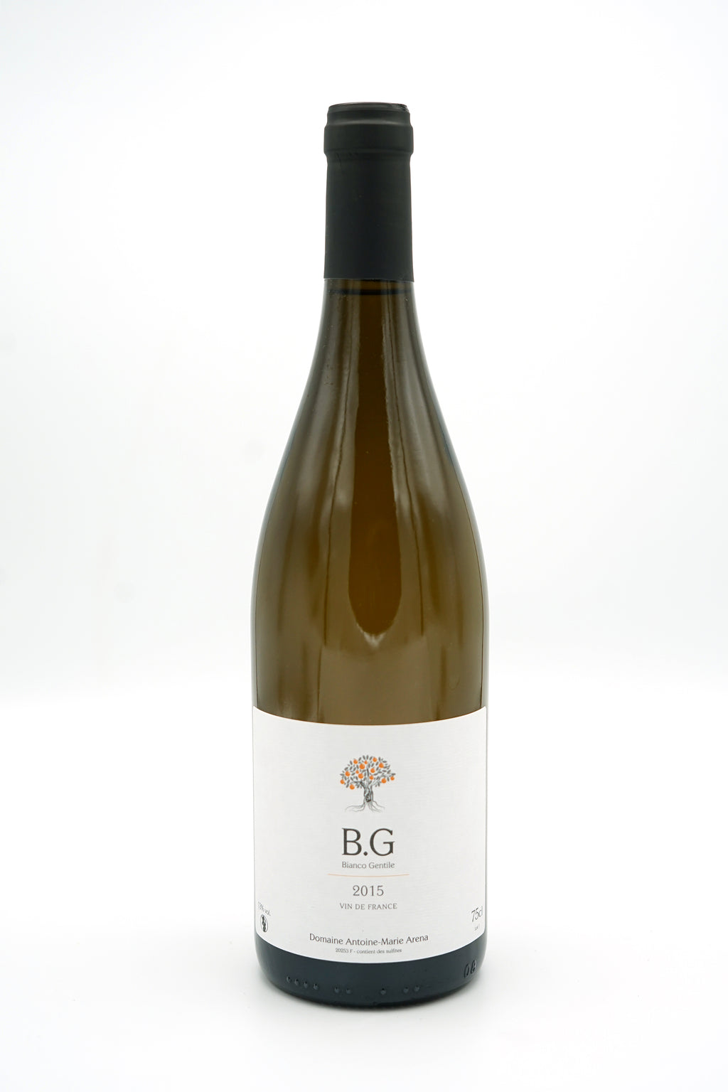 Bianco Gentile 2015 - Domaine Antoine-Marie Arena - SOLD OUT