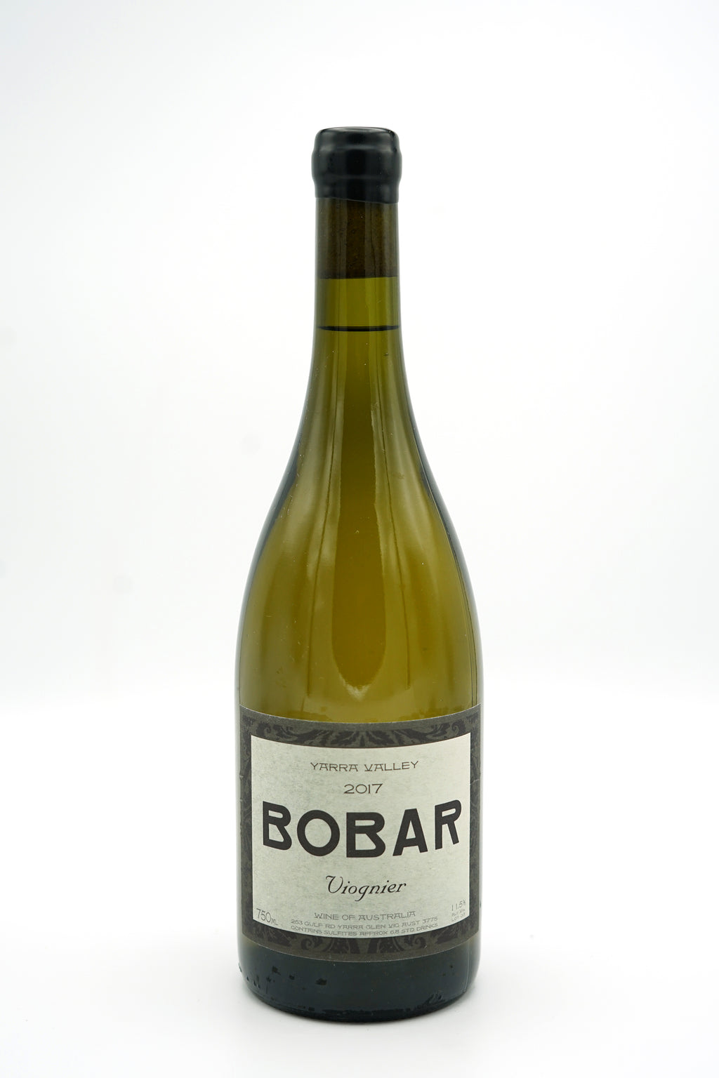 Bobar Viognier 2017 - Bobar Wines - SOLD OUT