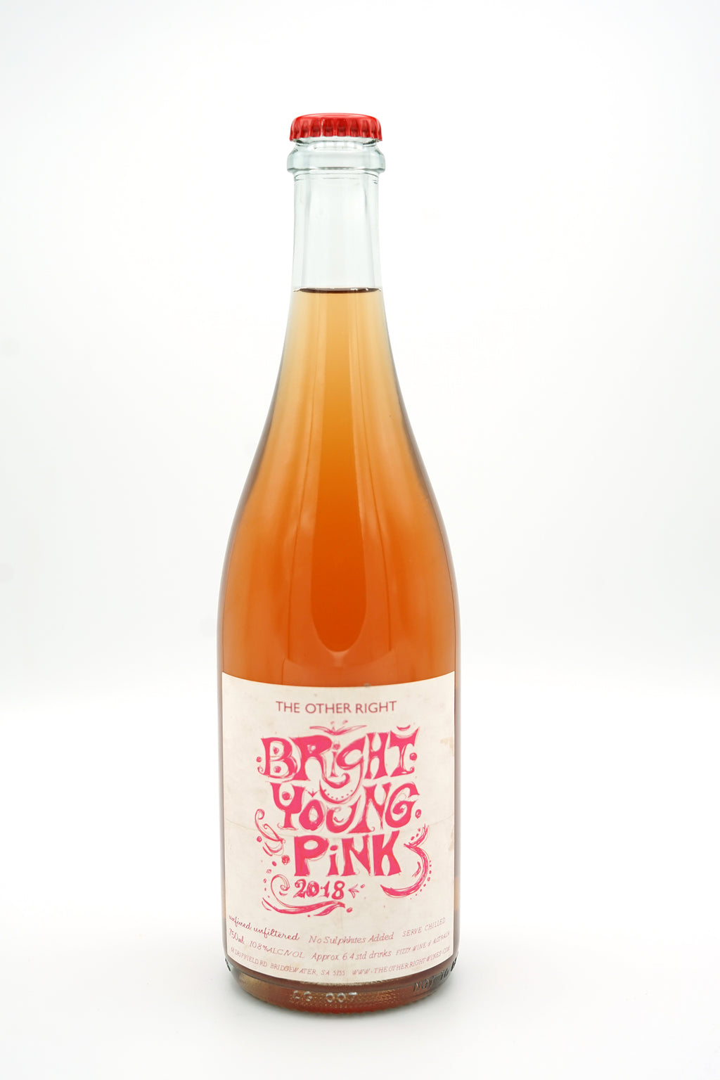 Bright Young Pink 2018 - The Other Right Wines