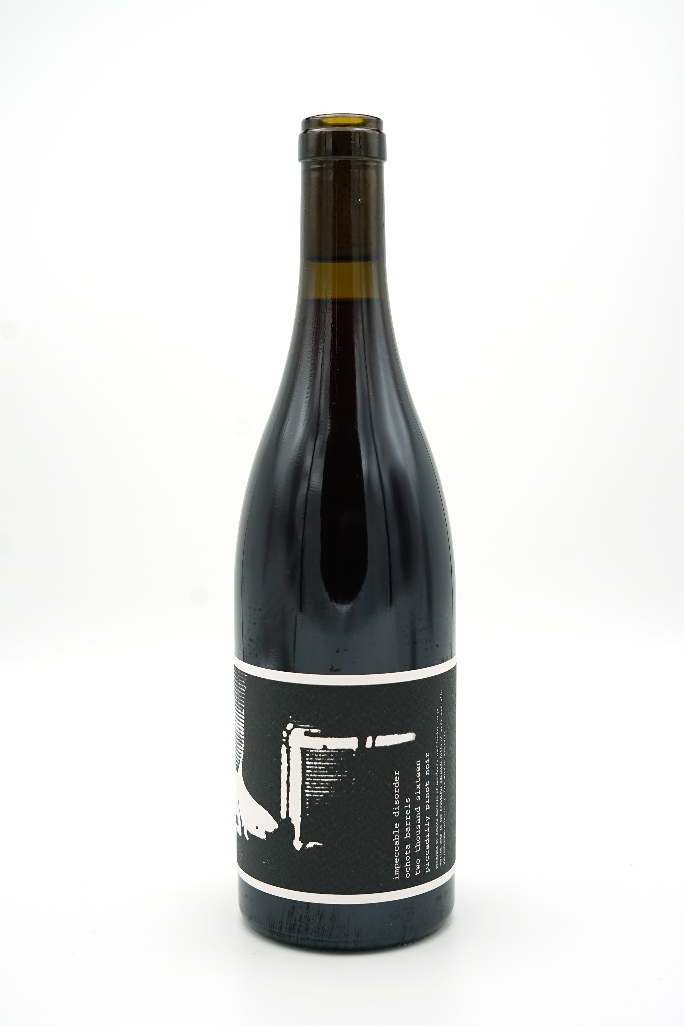 Impeccable disorder Pinot Noir 2016 - Ochota Barrels Winery