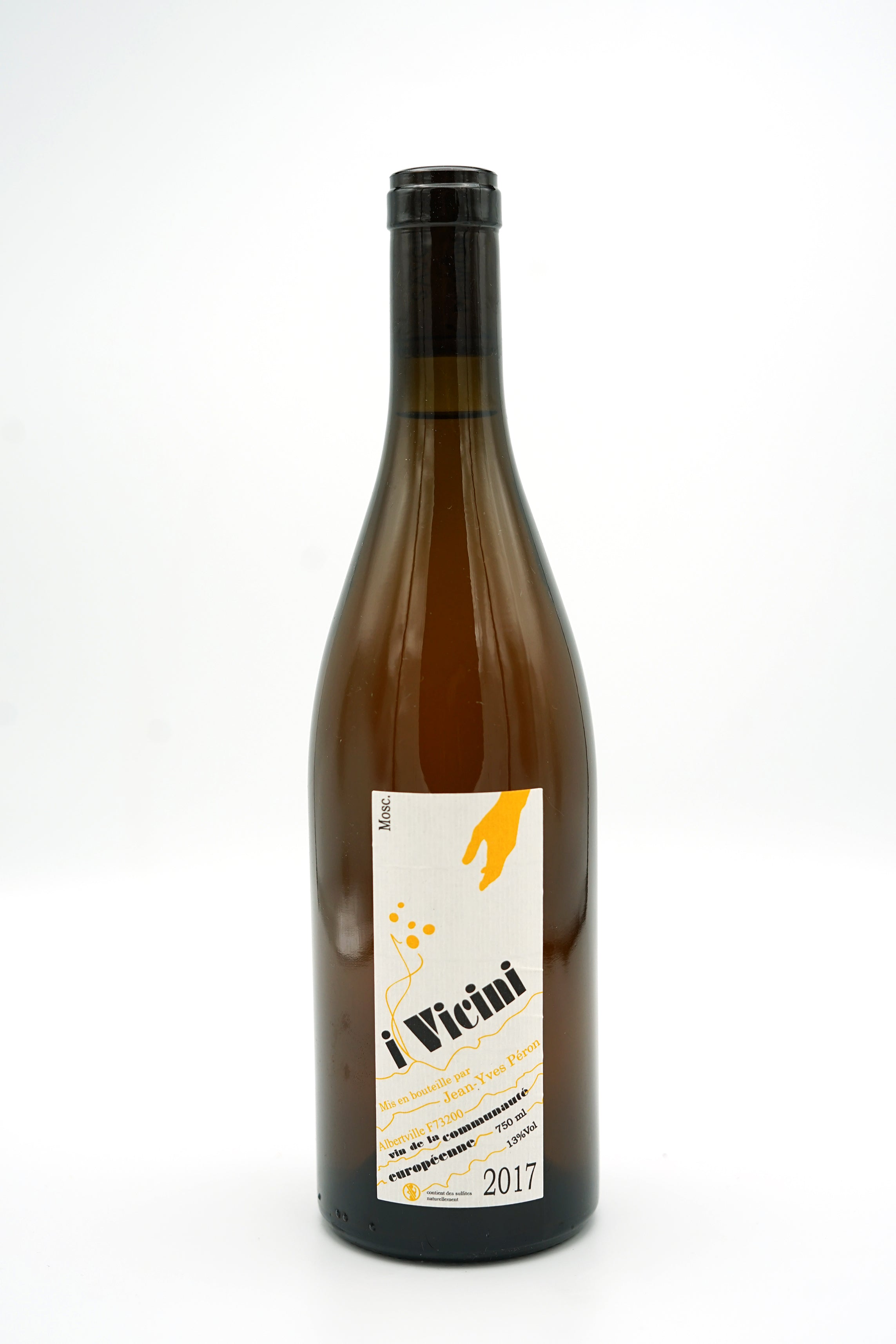 I Vicini Moscato 2017 - Jean-Yves Péron - SOLD OUT.