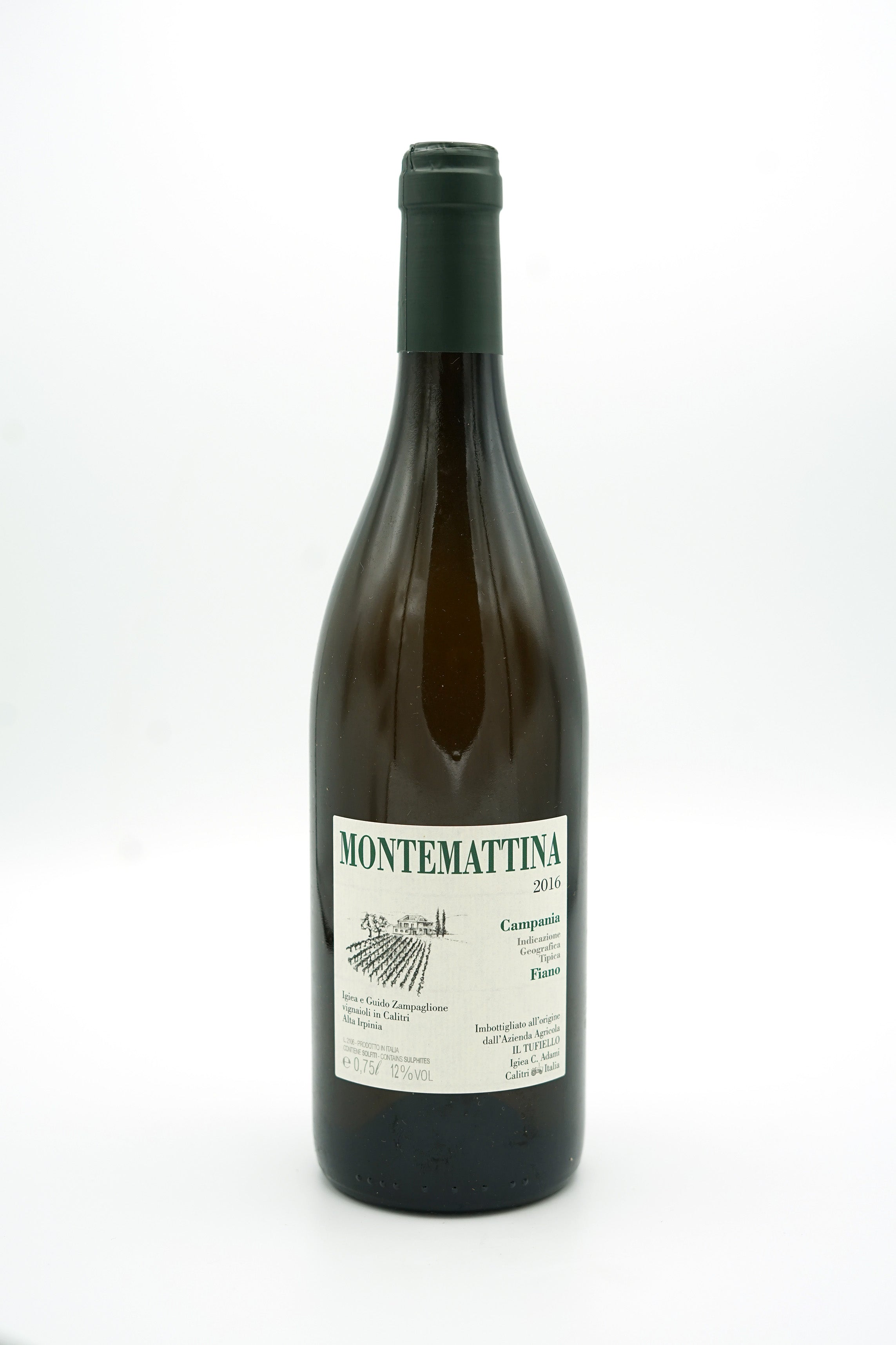 Montemattina 2016 - Il Tufiello