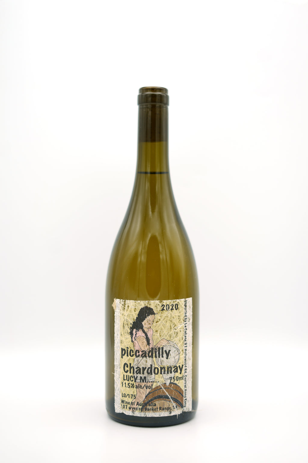 Piccadilly Chardonnay 2020 -  Lucy Margaux