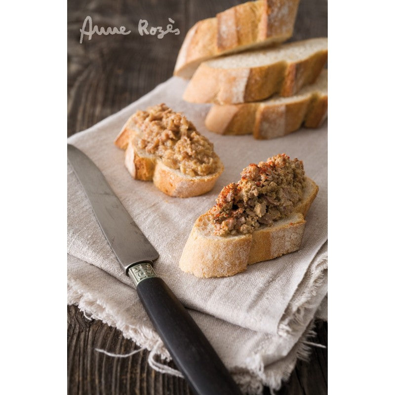 Pork Rillettes 200gr - Anne Rozes