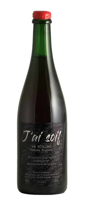 Pet Nat J'ai Soif - Domaine Ganevat - SOLD OUT