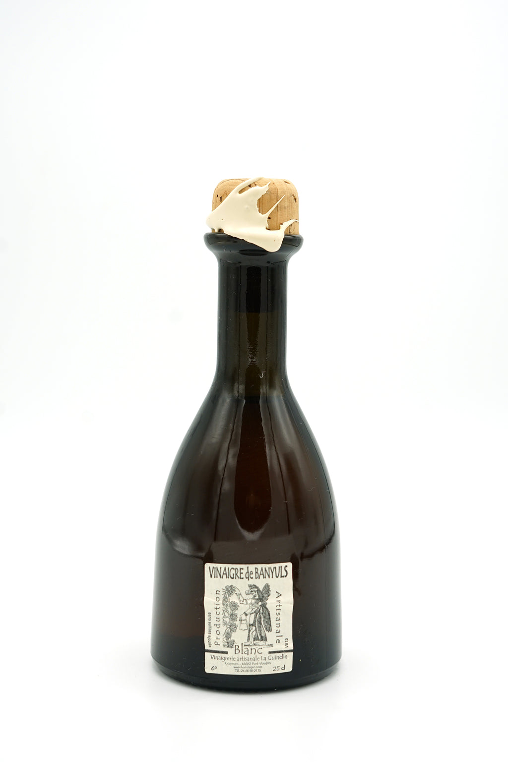 Banyuls White Vinegar 25cl - La Guinelle - SOLD OUT
