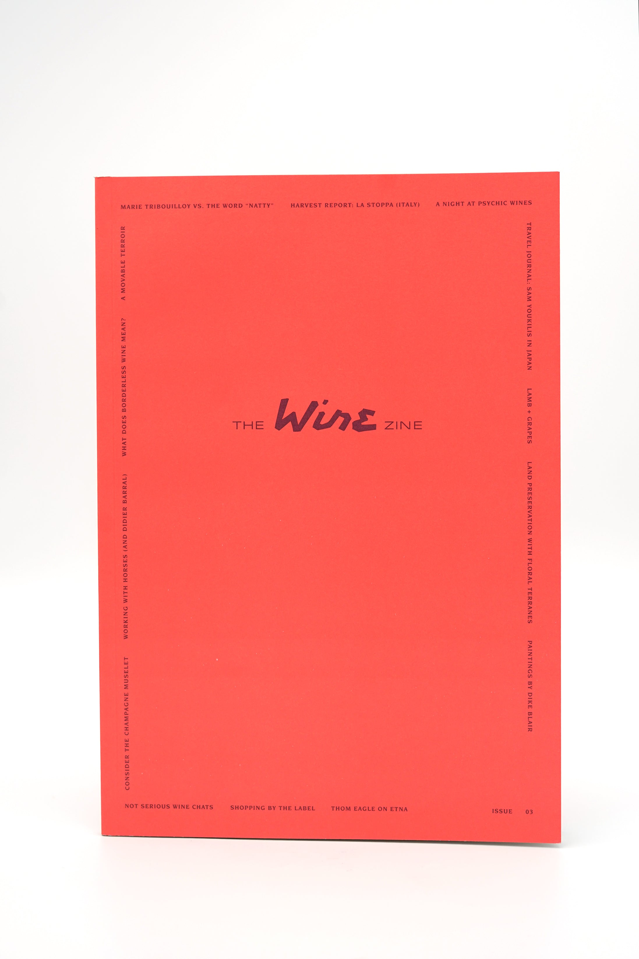 The Wine Zine ISSUE 3