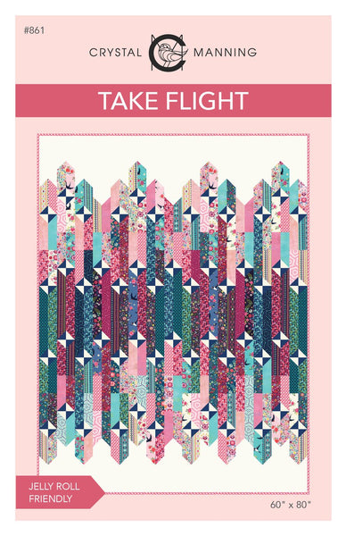 Crystal Manning : TAKE FLIGHT