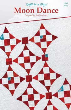 Quilt in a Day : MOON DANCE