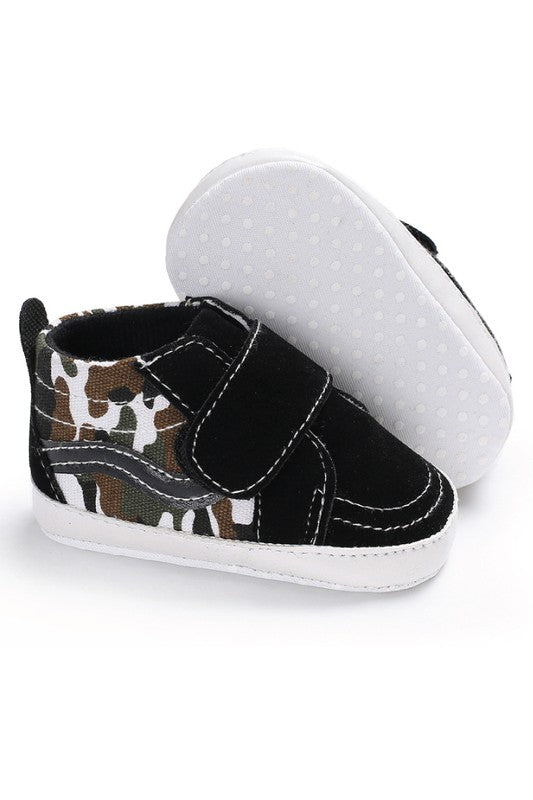 Tiny Talulah Crib Sneaks | Camo