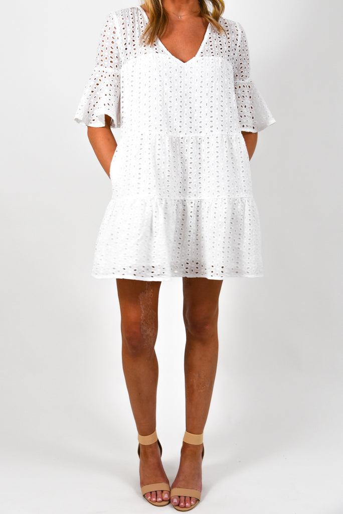 Everyone's Favorite Dress | White