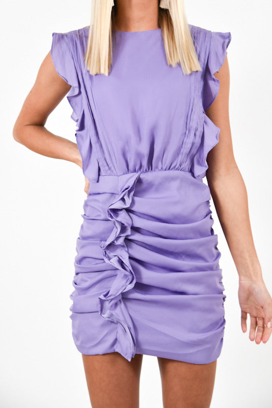 Cameron Dress | Lavender