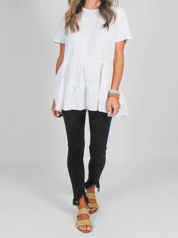 The Daydreamer Top | White // RESTOCK!