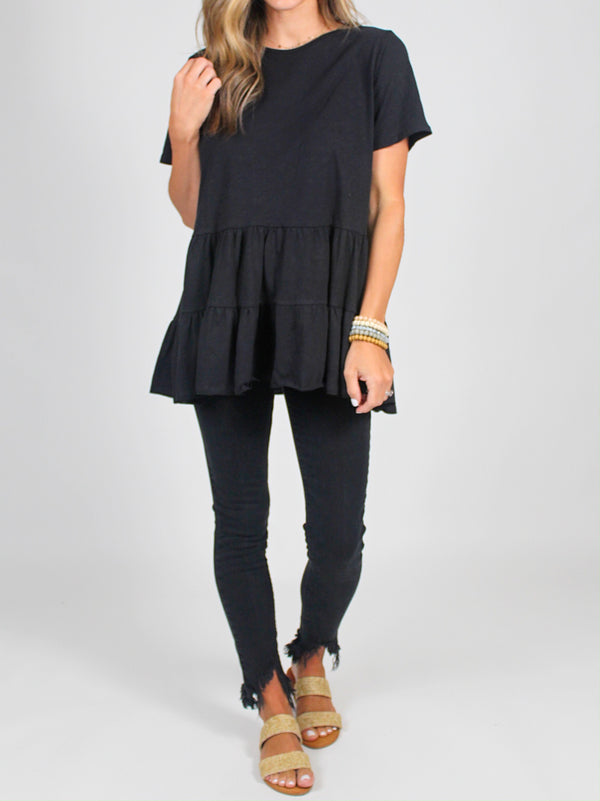 The Daydreamer Top | Black // RESTOCK!