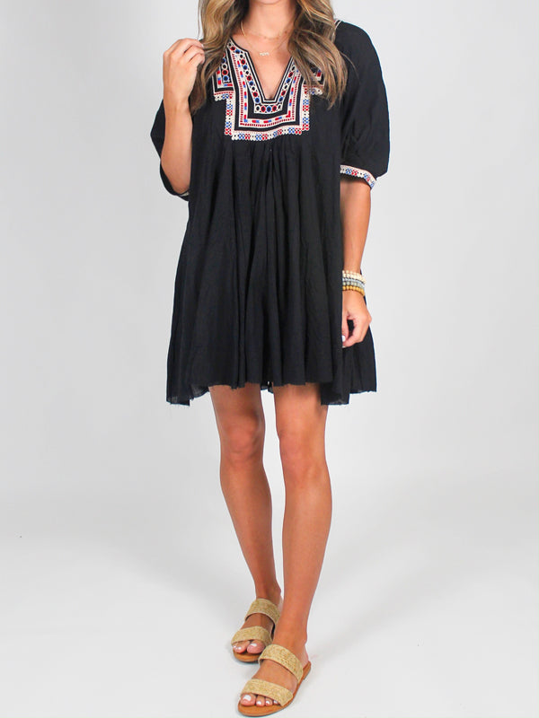 Bohemian Vacay Cover-Up