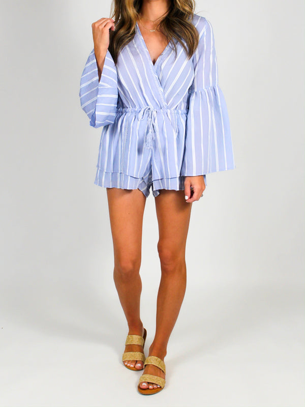 Coast to Coast Romper | FINAL SALE
