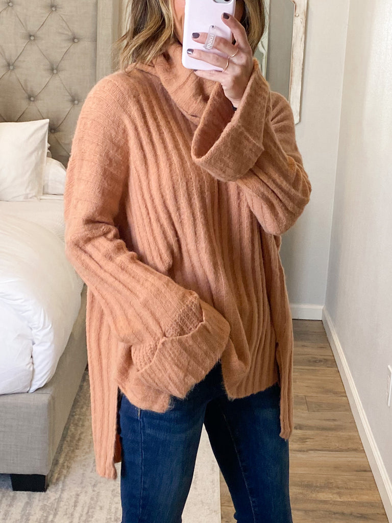 Nala Cowl Neck Sweater