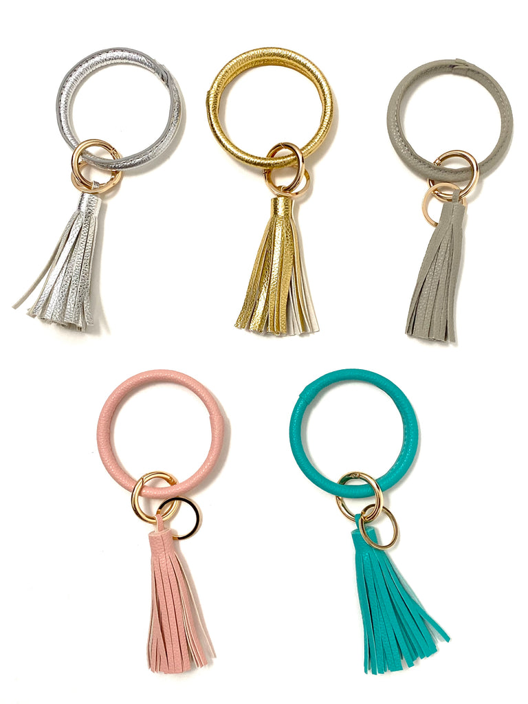 Bangle Key Ring | 5 Colors Available