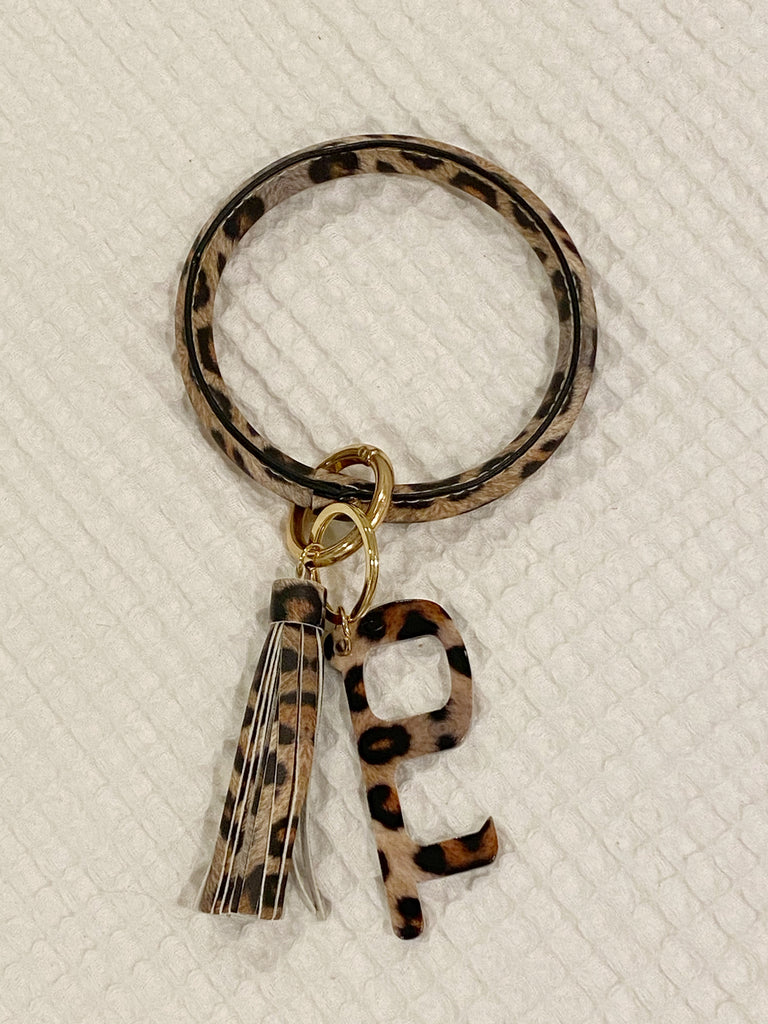 No Touch Key Ring | Leopard