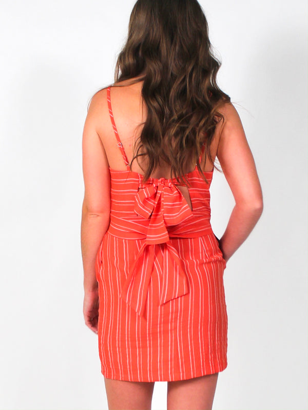 Marina Striped Dress | FINAL SALE