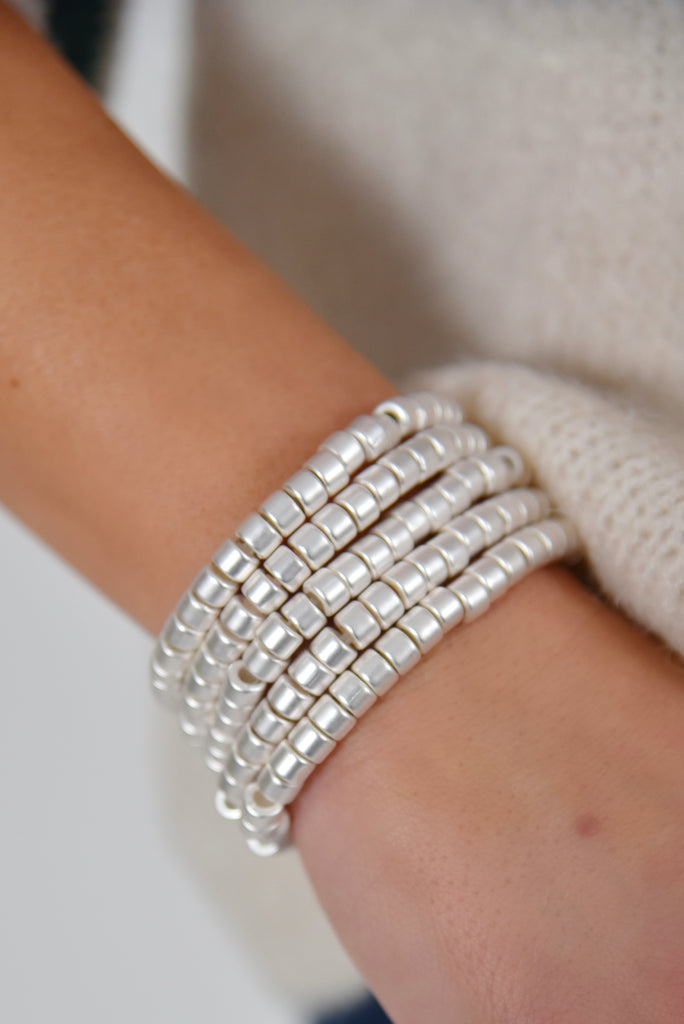 Mix It Up Stacks | Silver