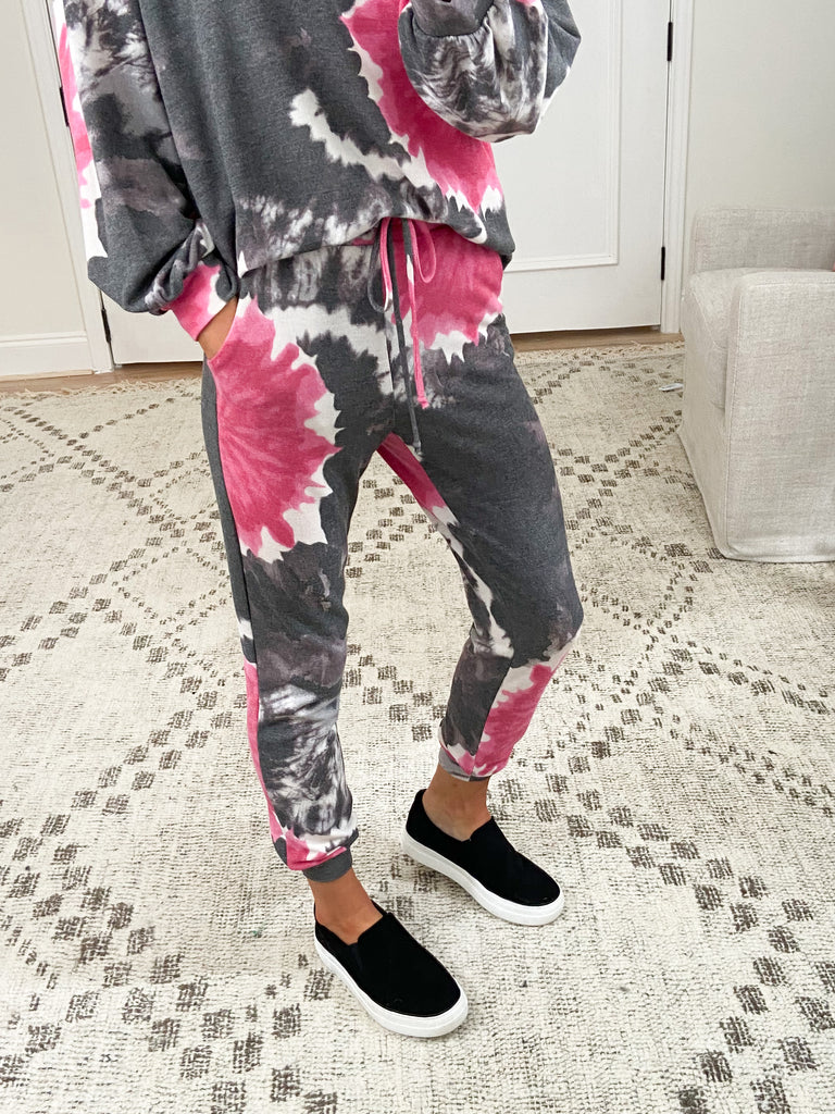 Claremont Lounge Joggers | Tie-Dye | +Plus Available
