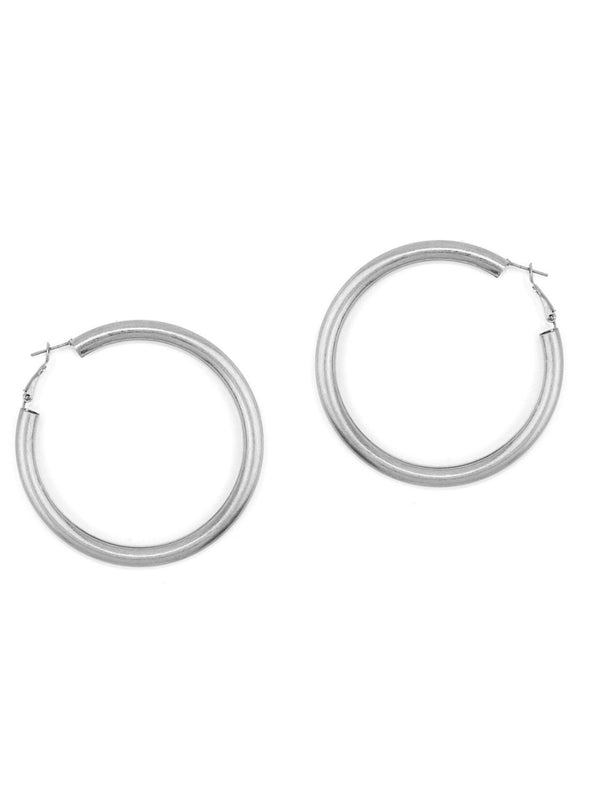The Thicker Hoop | Silver
