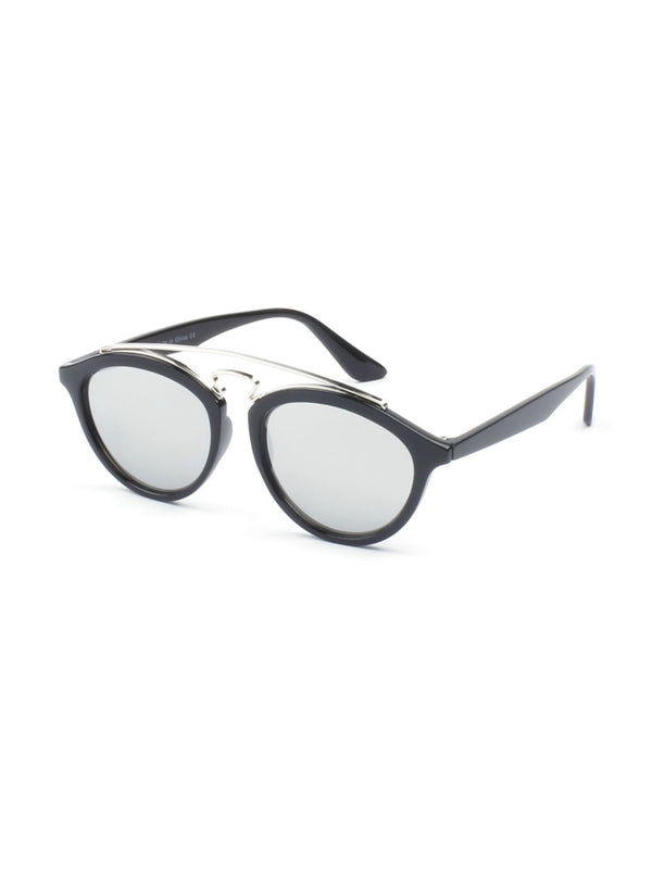 Bar Top Sunglasses | Black