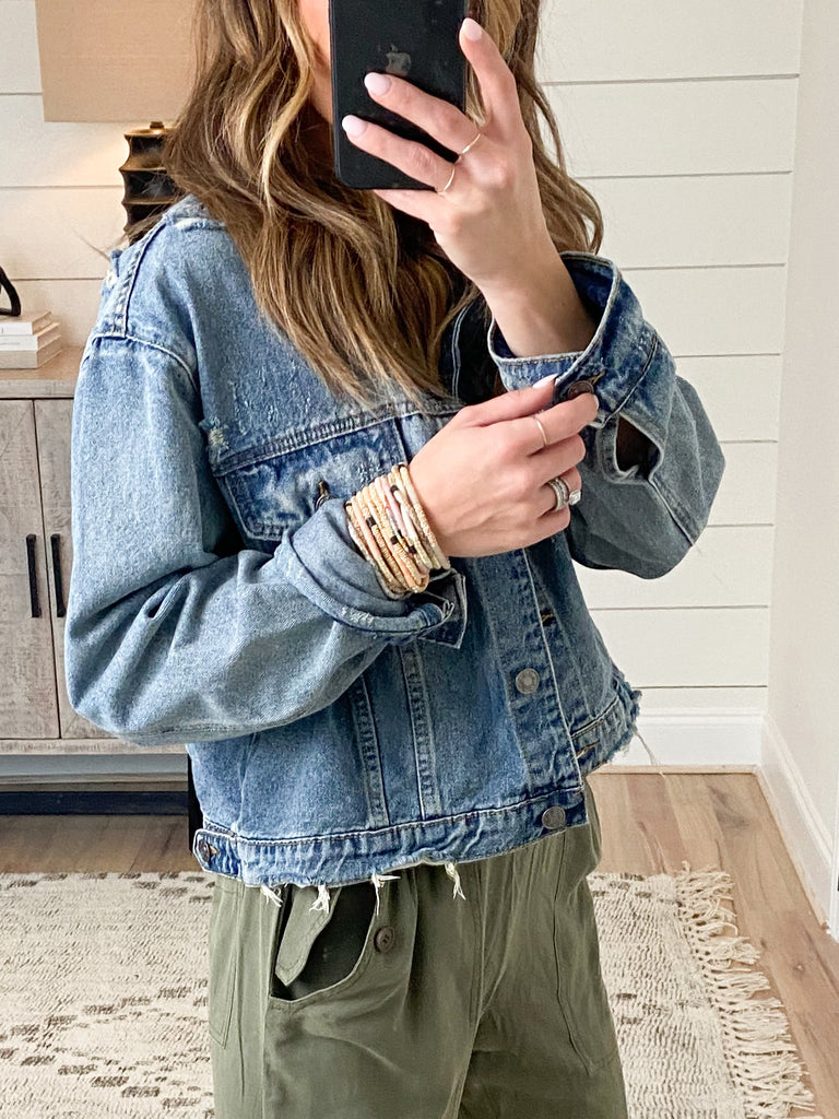 Keeley Denim Jacket