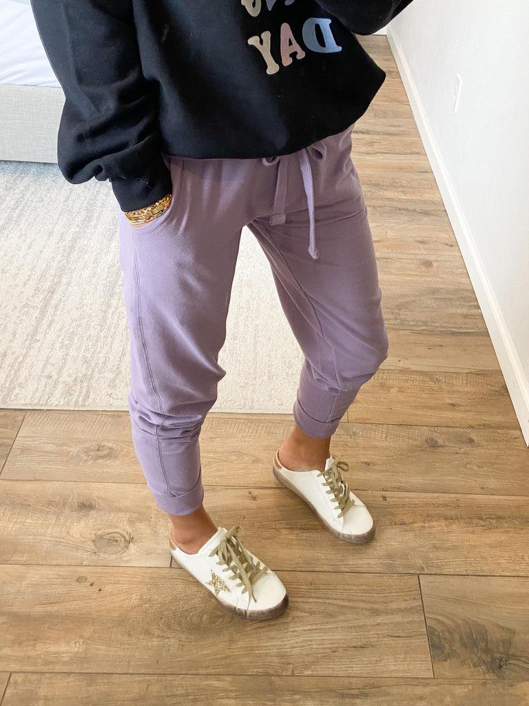 Limitless Joggers | Lavender