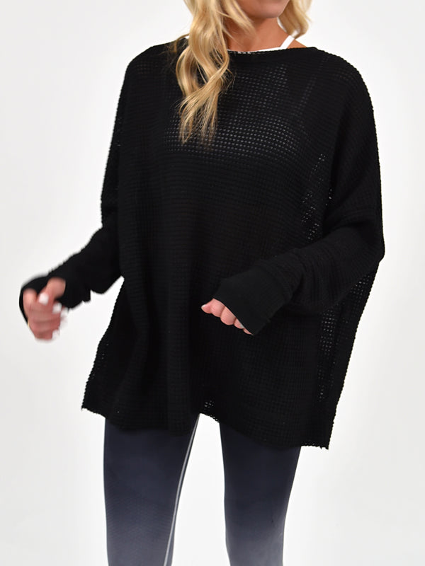 Tate Thermal Pullover