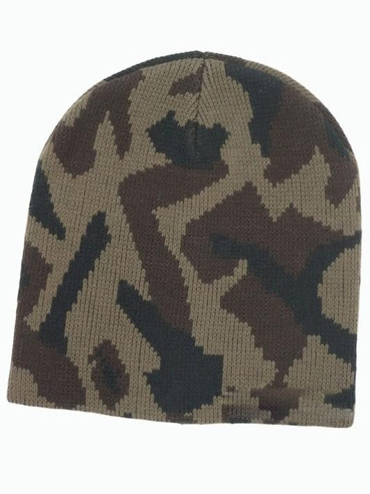 Camo Beanie | TAL | FINAL SALE
