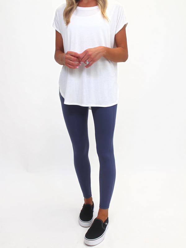 Reflection Leggings | Ocean