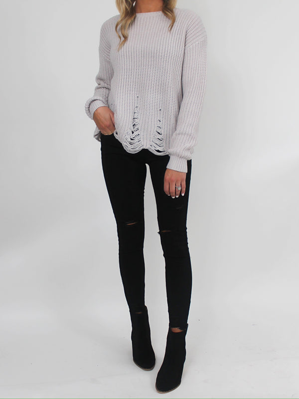 The Aliyah Sweater