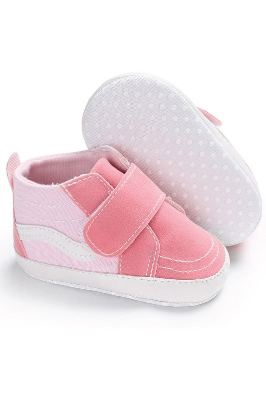 Tiny Talulah Crib Sneaks | Pink