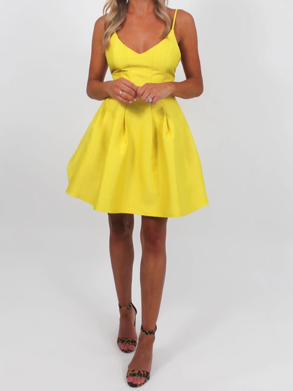 Tulip Dress | Lemon