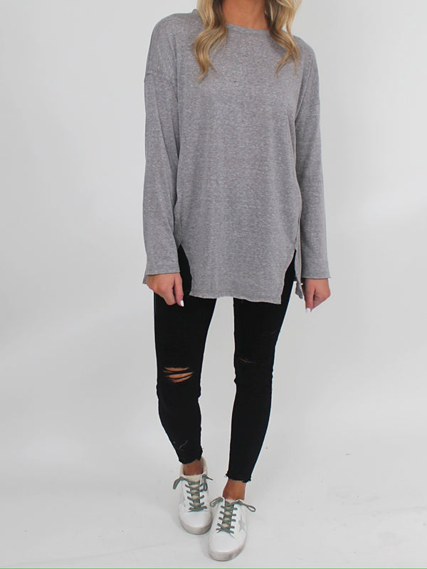 Greyson Long Sleeve Top