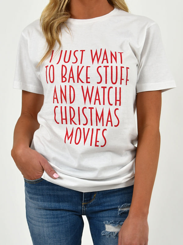 Christmas Movie Tee