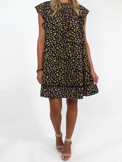 Go Wild Swing Dress