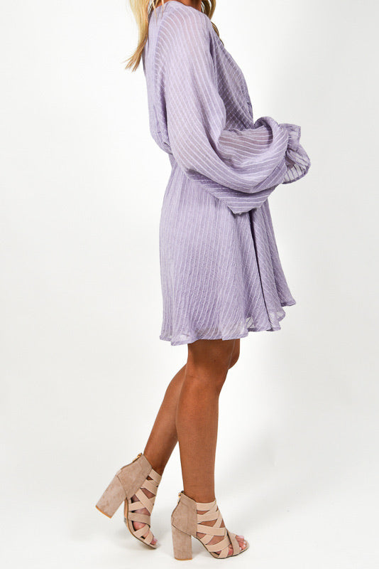 Brentwood Dress | Lavender