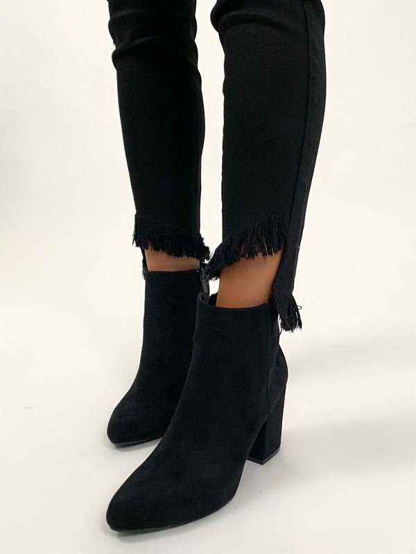 Must Have Black Bootie | RESTOCK!