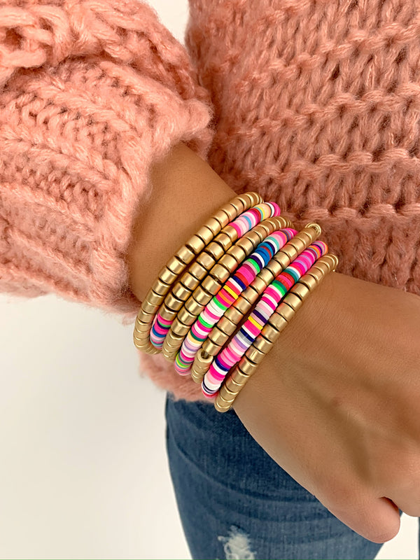 Mix it Up Stacks | Gold