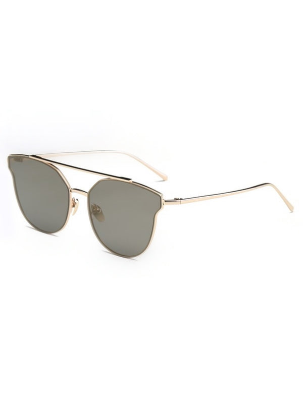 Shine On Sunnies | Gold