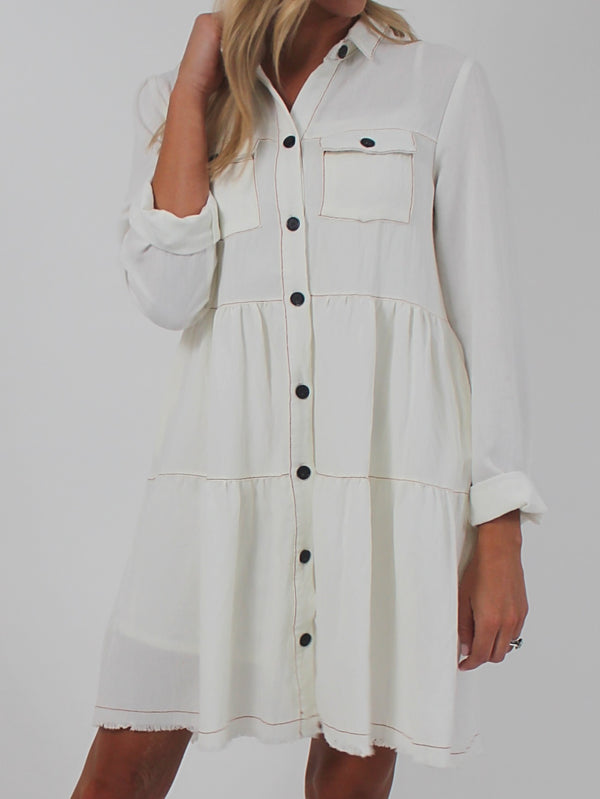 Nicki Shirt Dress | FINAL SALE