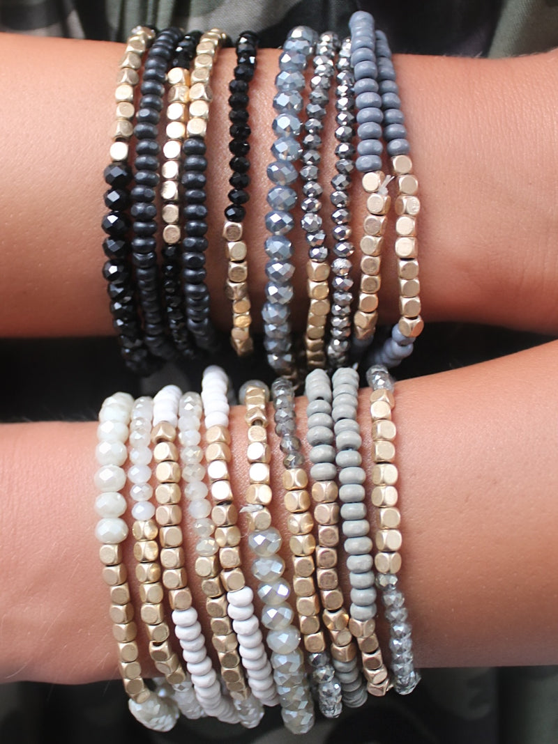 Moonlight Stack | Grey